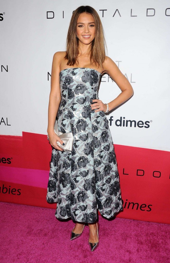 Jessica Alba: March of Dimes Celebration of Babies -17