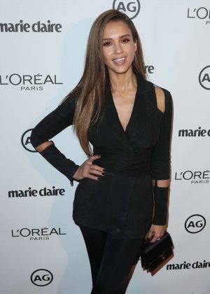 Jessica Alba - Marie Claire's Image Maker Awards 2017 in LA
