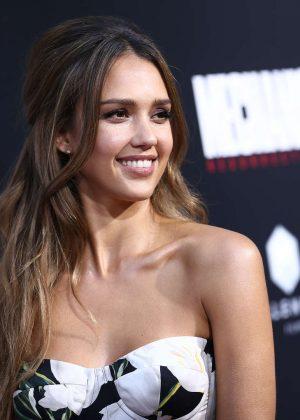 Jessica Alba – 'Mechanic: Resurrection' Premiere in Los Angeles  Jessica Alba