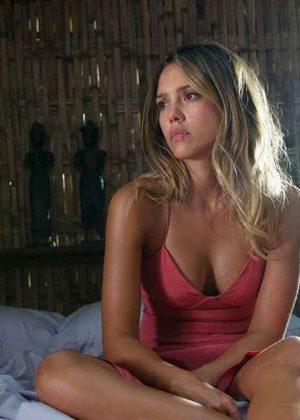 Jessica Alba - Mechanic: Resurrection