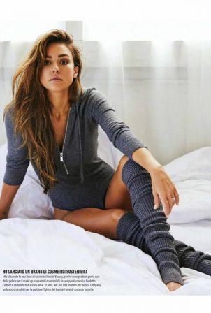 Jessica Alba - Natural Style Magazine (Italy - December 2020)