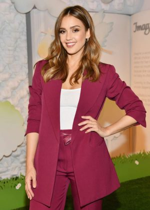 Jessica Alba - Refinery29's 29Rooms San Francisco: Turn It Into Art Opening Party