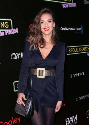 Jessica Alba - 'Seoul Searching' Premiere in Los Angeles