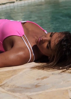 Jessica Alba: Shape 2015 (Behind the Scenes) -12