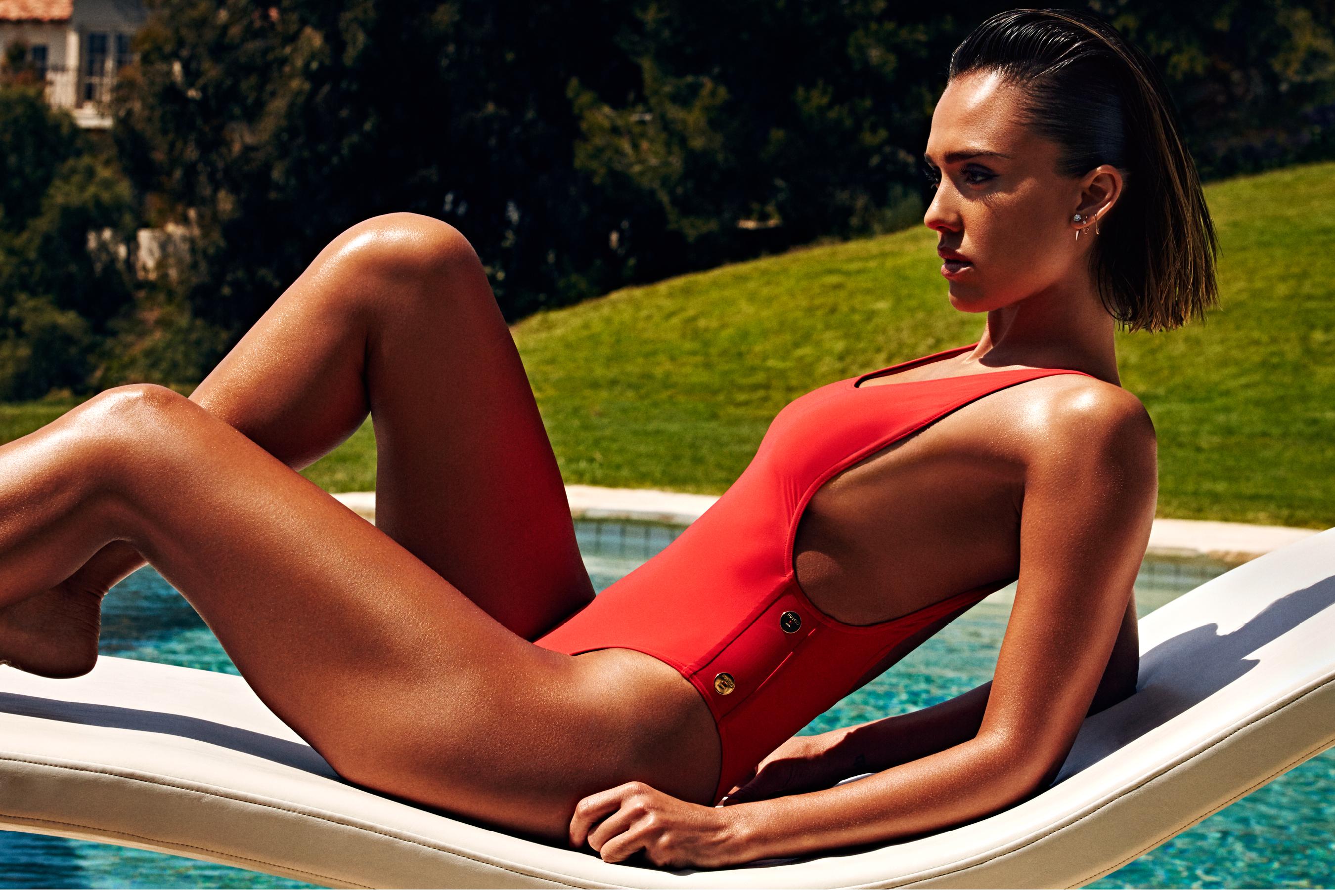 Jessica Alba - SHAPE Magazine (June 2015) adds