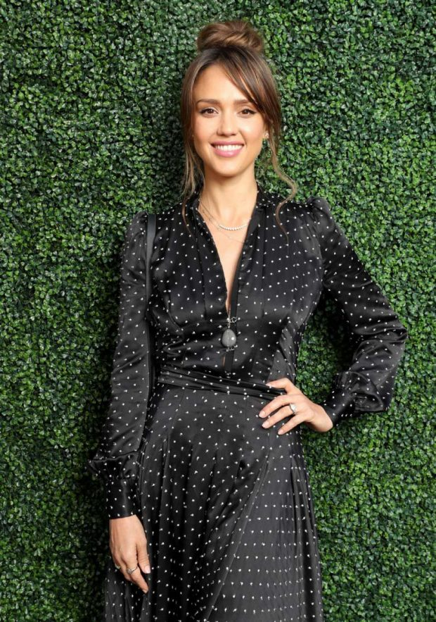 Jessica Alba - Sony Pictures Television's Emmy FYC Event 2019 in LA