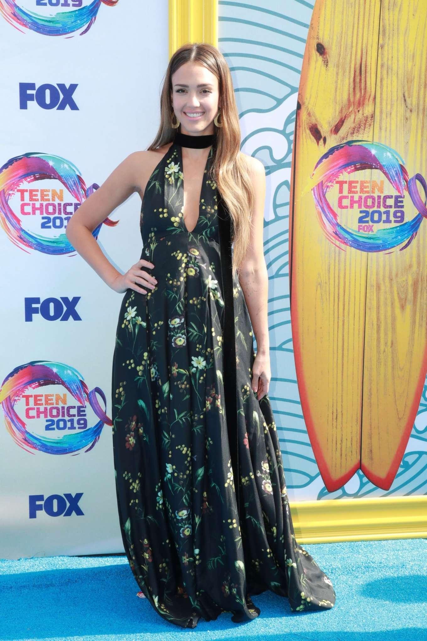 Jessica Alba 2019 : Jessica Alba – Teen Choice Awards 2019 – Los Angeles-01