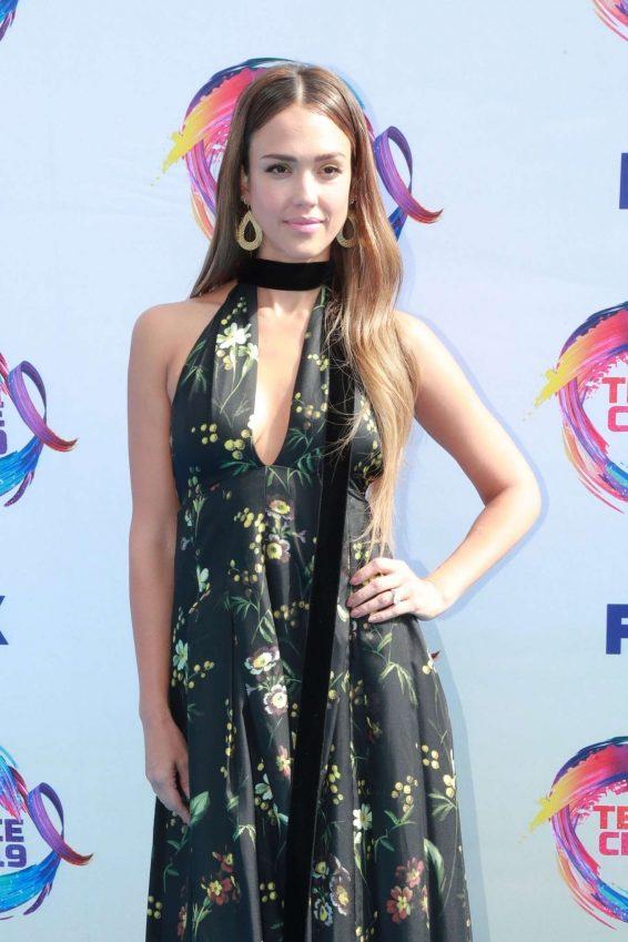 Jessica Alba 2019 : Jessica Alba – Teen Choice Awards 2019 – Los Angeles-04