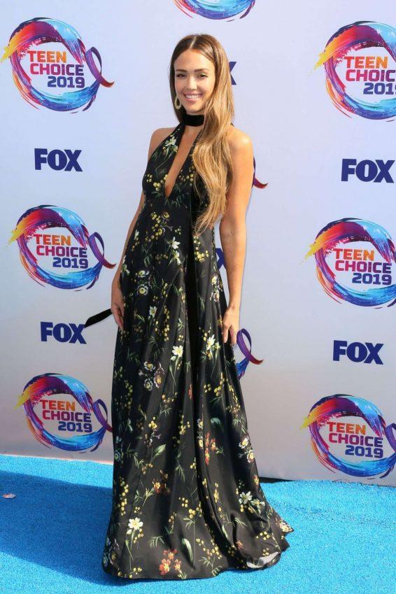 Jessica Alba 2019 : Jessica Alba – Teen Choice Awards 2019 – Los Angeles-06
