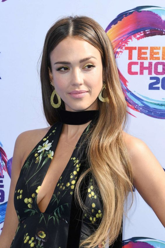 Jessica Alba - Teen Choice Awards 2019 - Los Angeles