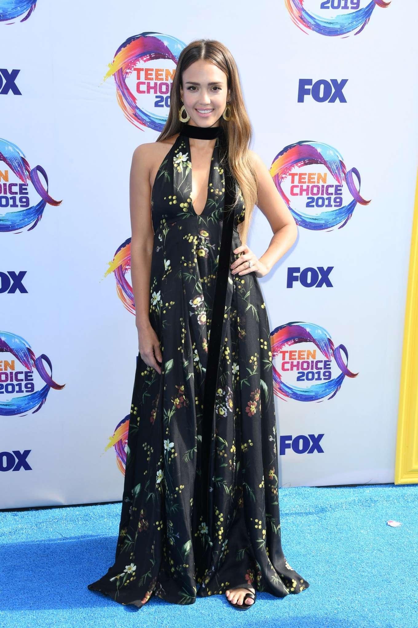 Jessica Alba 2019 : Jessica Alba – Teen Choice Awards 2019 – Los Angeles-14
