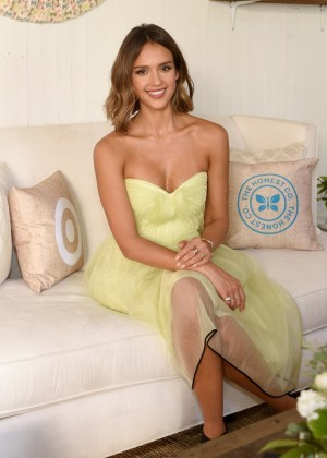 Jessica Alba - The Honest Company at Target One-Year Anniversary in LA