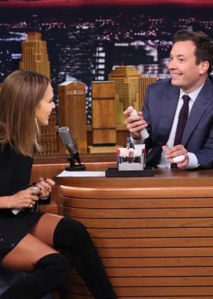 Jessica Alba: The Tonight Show Starring Jimmy Fallon -05