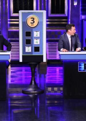 Jessica Alba: The Tonight Show Starring Jimmy Fallon -07