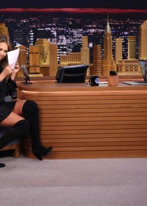Jessica Alba: The Tonight Show Starring Jimmy Fallon -08