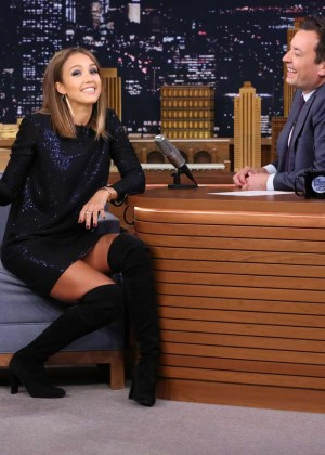 Jessica Alba: The Tonight Show Starring Jimmy Fallon -13