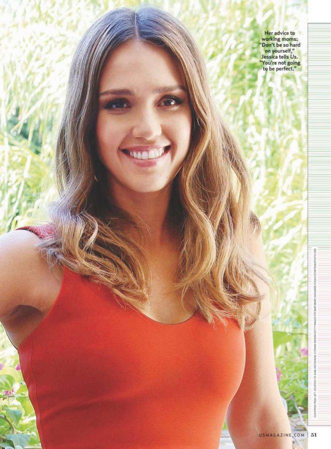 Jessica Alba - US Weekly Magazine (November 2018)
