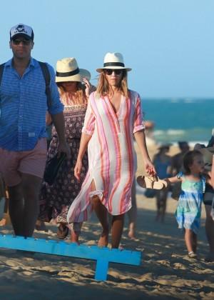 Jessica Alba in a Bikini in Brazil-12