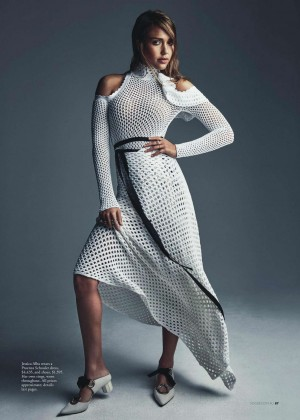 Jessica Alba: Vogue Australia 2016 -01