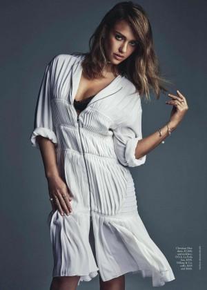 Jessica Alba: Vogue Australia 2016 -03