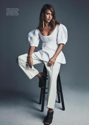 Jessica Alba: Vogue Australia 2016 -11