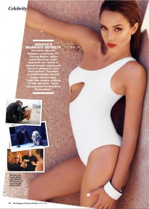 Jessica Alba - Women Weekly Magazine (June 2015)