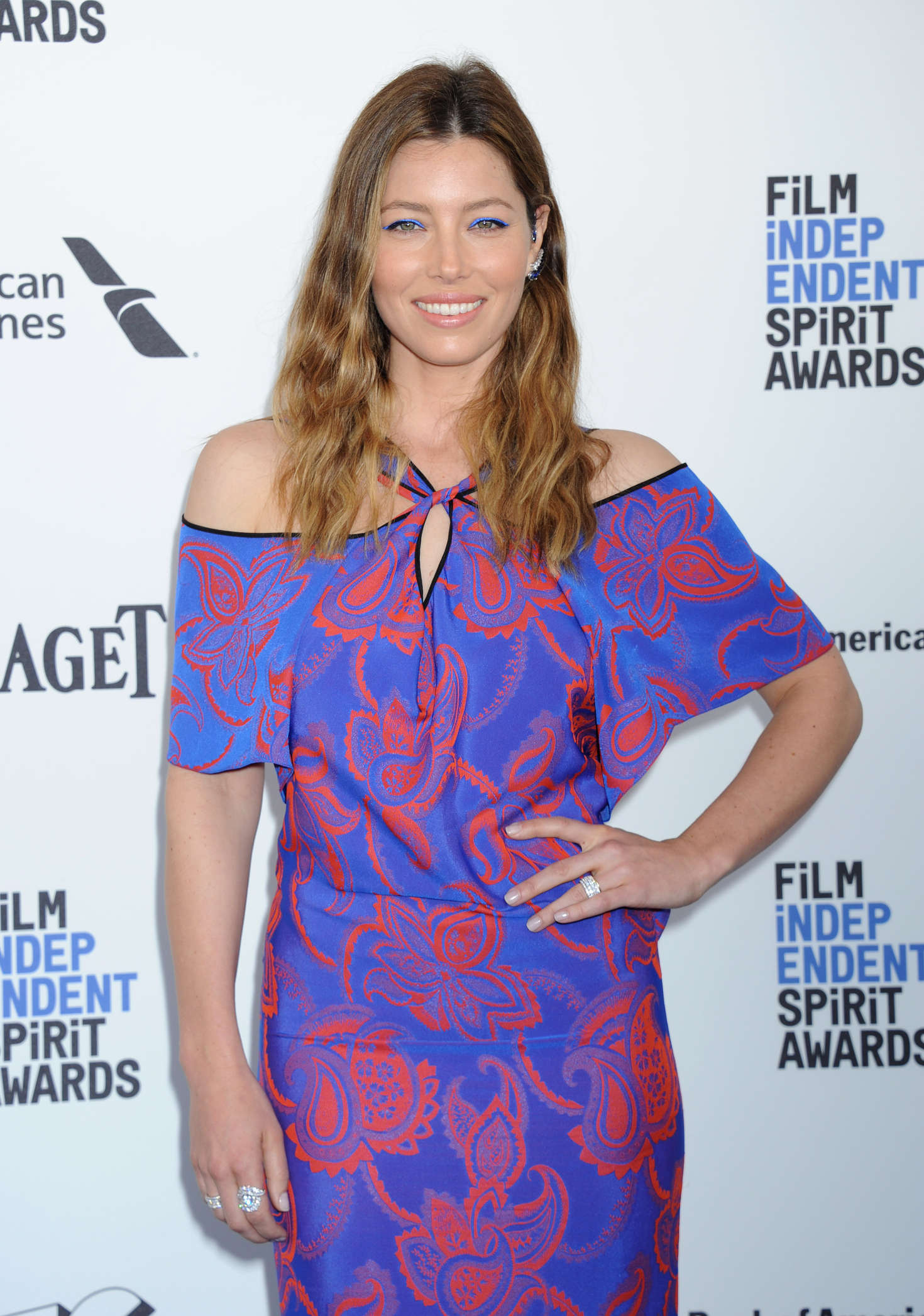 Jessica Biel – 2016 Film Independent Spirit Awards in Santa Monica
