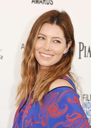 Jessica Biel: 2016 Film Independent Spirit Awards -17 - GotCeleb
