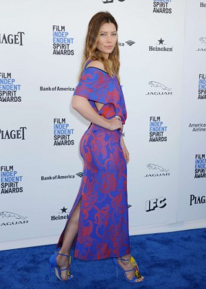 Jessica Biel – 2016 Film Independent Spirit Awards in Santa Monica  Jessica Biel