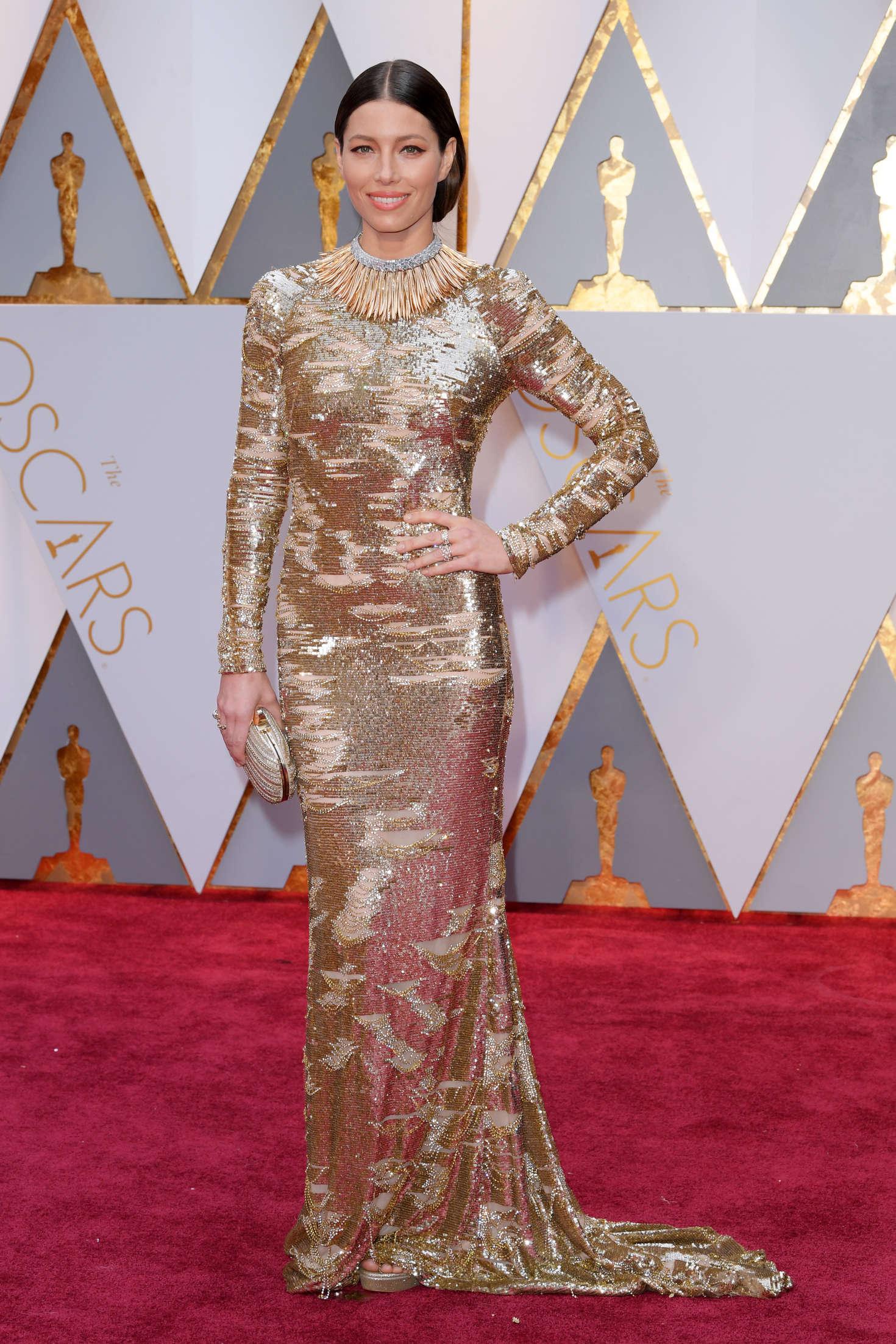 Academy awards fashion wrap 9