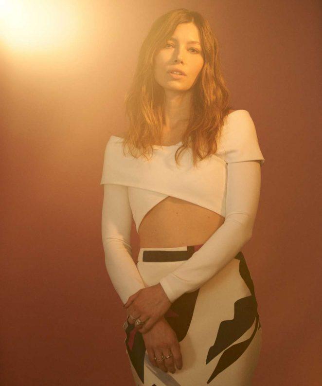 Jessica Biel - Backstage Magazine (June 2018)