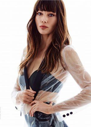 Jessica Biel - F Magazine (February 2018)