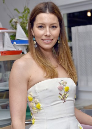 Jessica Biel - Grand Opening Of Au Fudge in West Hollywood