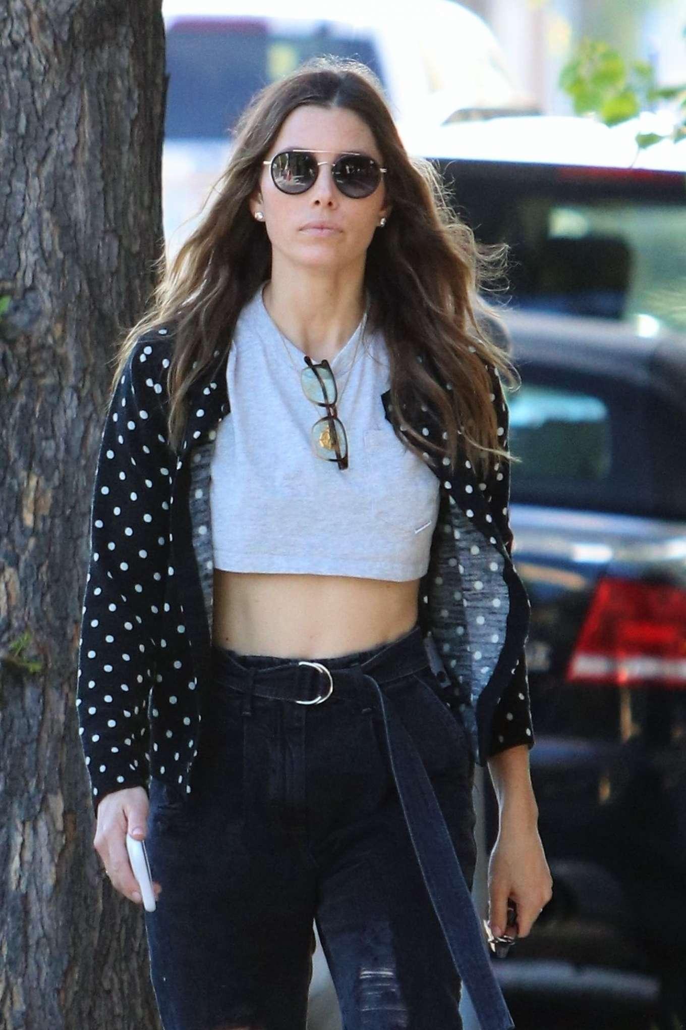 Jessica Biel 2019 : Jessica Biel: Out in Los Angeles-11
