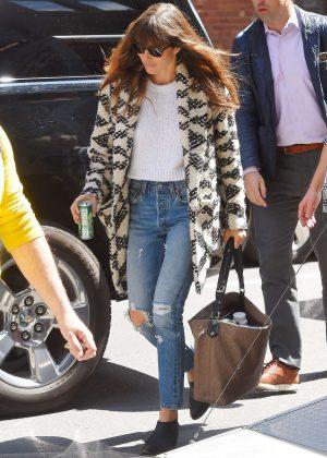 Jessica Biel - Out in Manhattan