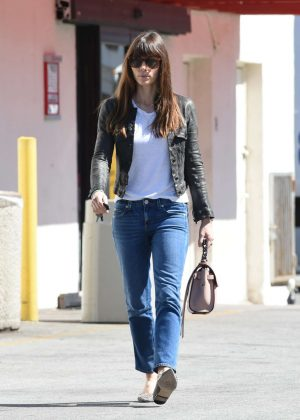 Jessica Biel out shopping in LA