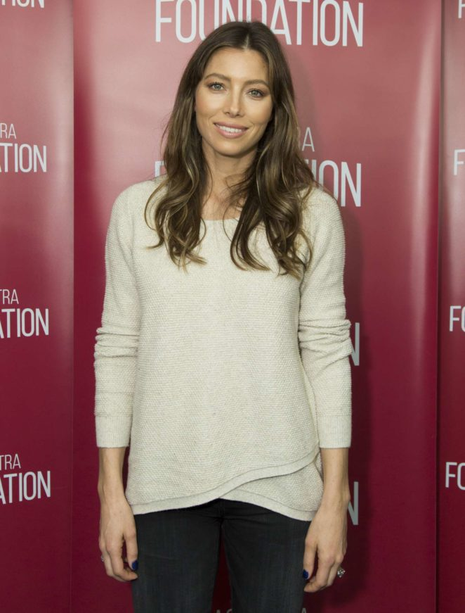 Jessica Biel - SAG-AFTRA Foundation Conversations Screening of 'The Sinner' in LA