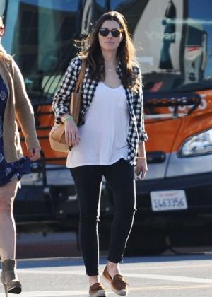 Jessica Biel: Shopping in Los Angeles -05