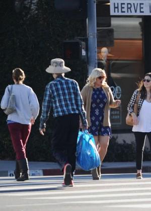 Jessica Biel: Shopping in Los Angeles -11