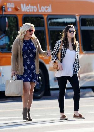 Jessica Biel: Shopping in Los Angeles -17