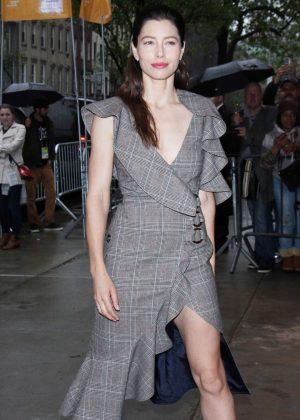 Jessica Biel - 'The Sinner' Premiere in NY Jessica Biel The Sinner