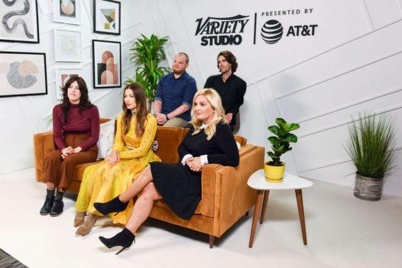 Jessica Biel 2019 : Jessica Biel – Variety Studio at TIFF 2019-07