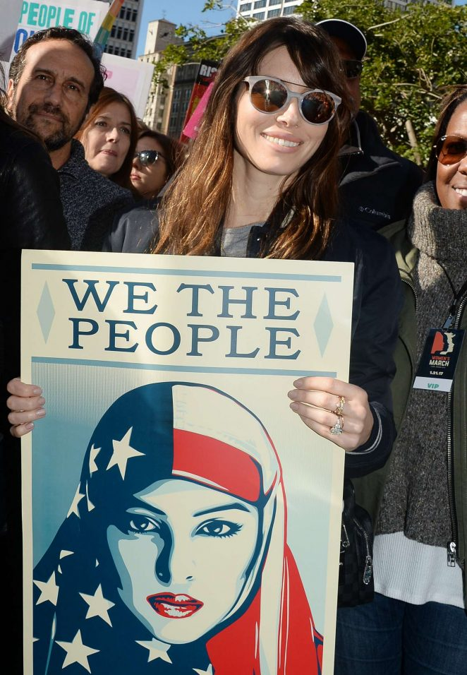 Jessica-Biel:-Womens-March-on-Los-Angele