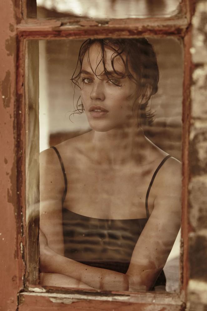 Jessica Brown Findlay - Evening Standard Photoshoot (July 2015)