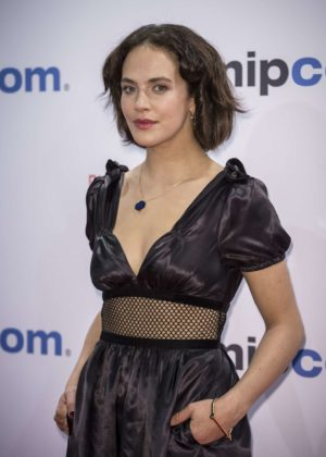 Jessica Brown Findlay - Opening Cocktail at 207 Mipcom in Cannes