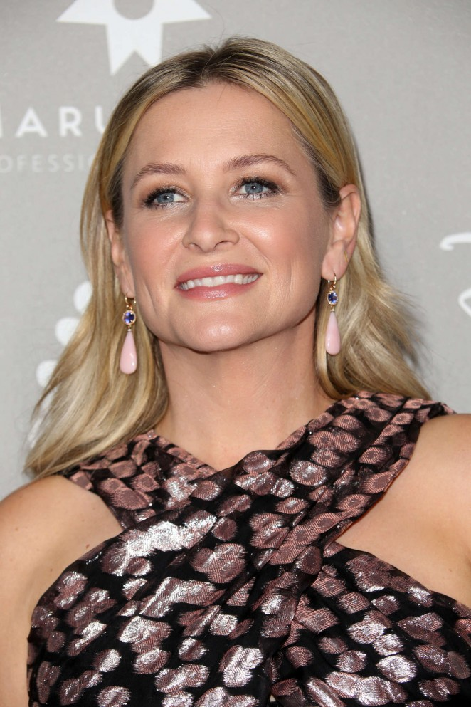 Jessica Capshaw – 2015 Baby2Baby Gala in Culver City
