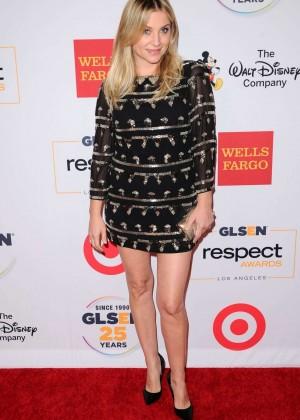 Jessica Capshaw - 2015 GLSEN Respect Awards in Beverly Hills