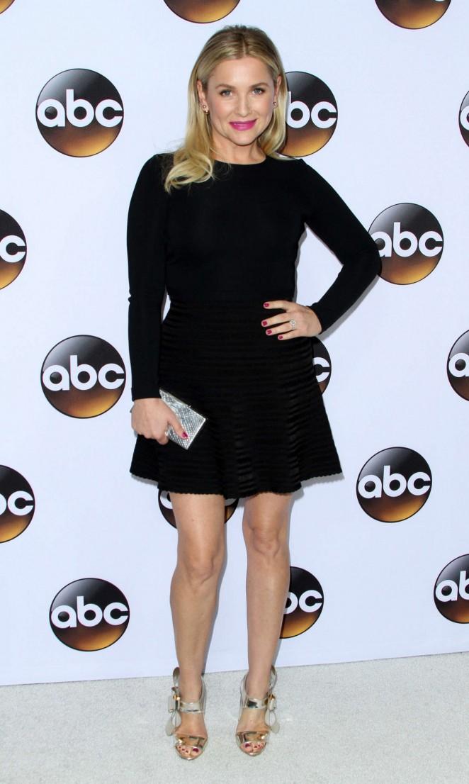 Jessica Capshaw – Disney & ABC Television Group's TCA Winter Press Tour in Pasadena