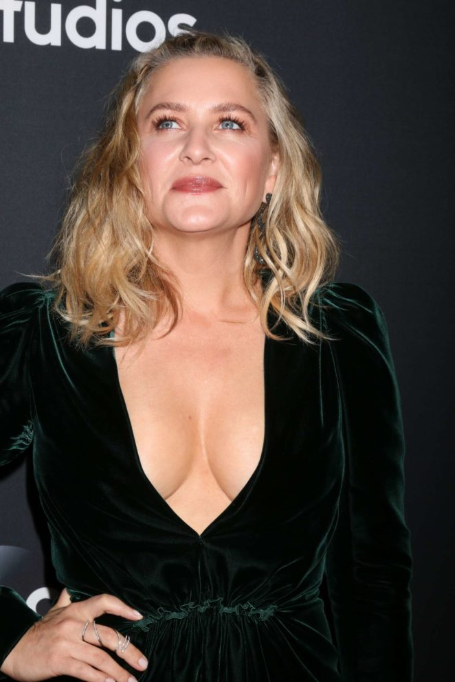 Jessica Capshaw – 'Grey's Anatomy' 300th Episode Celebration in LA