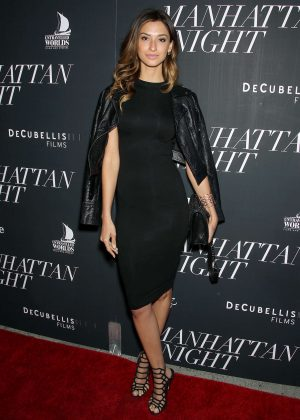 Jessica Castano - 'Manhattan Night' Premiere in New York